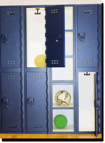 Royal Plastic Lockers